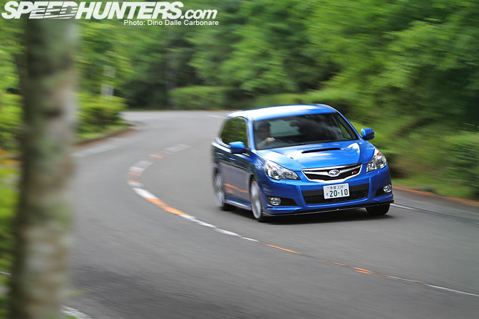 Car Feature>> Sti Legacy Ts