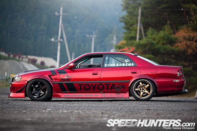 Car Spotlight>> Manabu Mitsumori'sJzx100