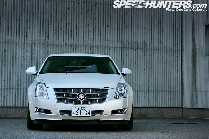 Car Spotlight>> Cadillac Cts SportWagon