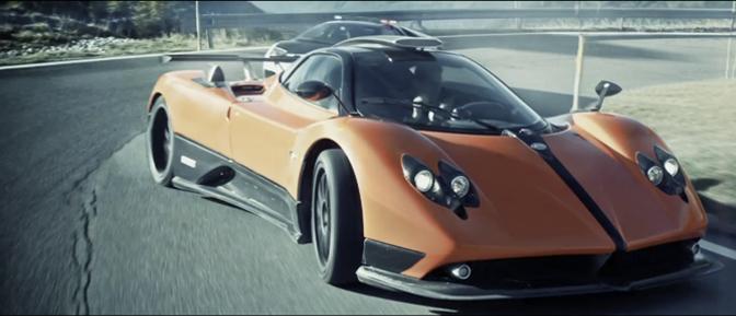Video>> Pagani V Lamborghini: HotPursuit