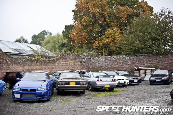 Gallery>> The Abbey Motorsport Yard