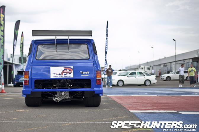 Car Spotlight>> Supervan 3 - Speedhunters