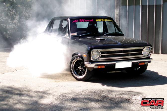 Magazine Blog: Nzpc>> 13b Datsun1200