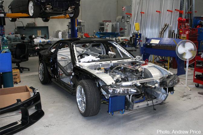 Builds A Drift Car In Months Pt Ii Speedhunters