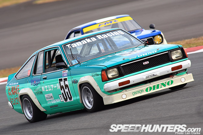Event >> Minor Touring Car Race