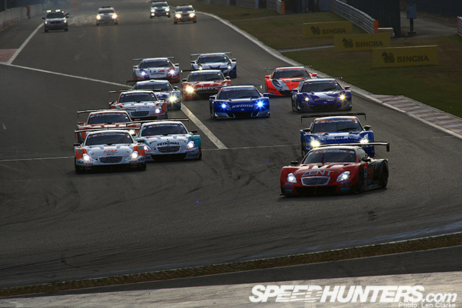 Event >> Super Gt Race 1 At Fuji Sprint Cup
