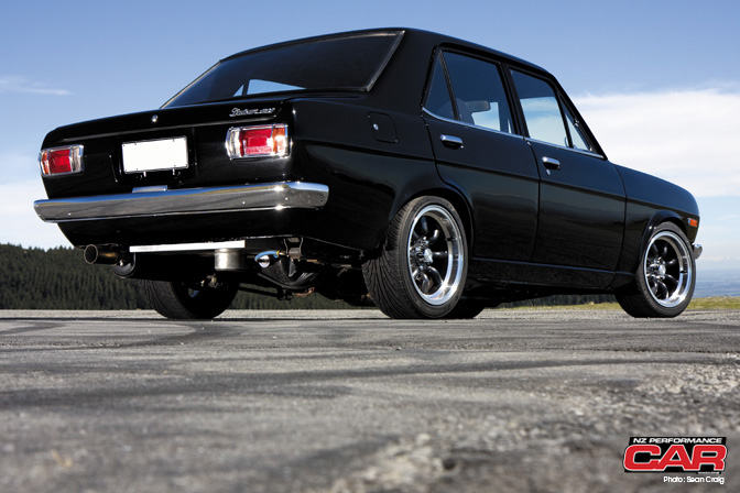 Magazine Blog: Nzpc>> 13b Datsun 1200 - Speedhunters