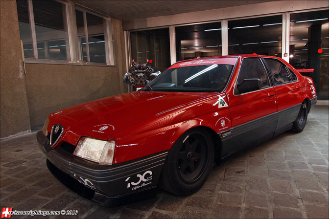 Random Snap>> Alfa Romeo 164Pro-car