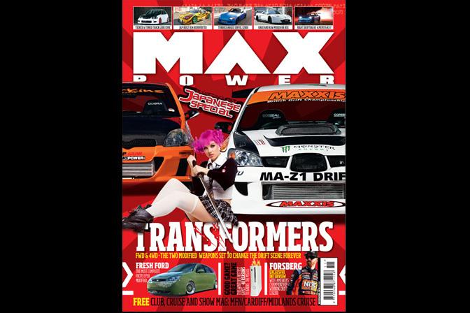 News>> Max Power Magazine Announces LastIssue