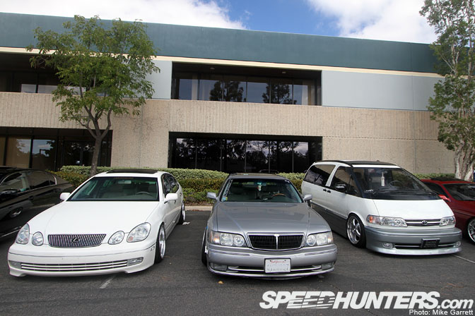 Social>>let's See Your Haulers &Sedans!