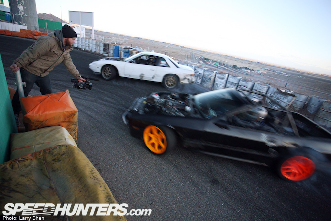 Guest Blog: Larry Chen>> Missile CarParty