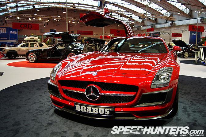Event>> Essen Motor Show –Brabus