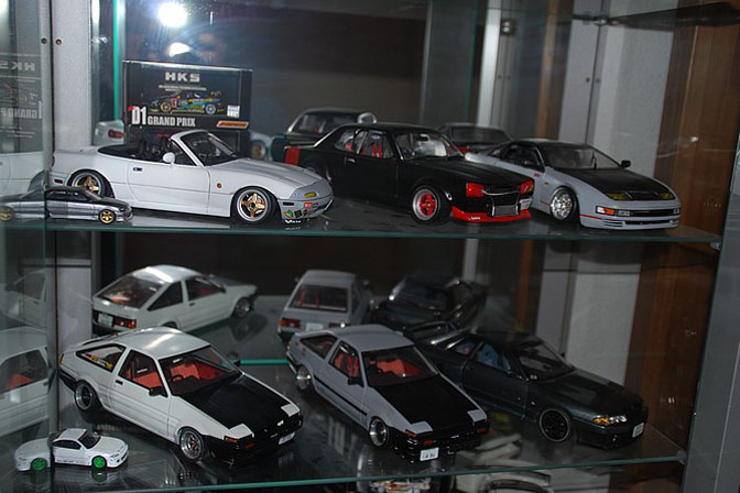 Collectables A Scale Jdm Collection Speedhunters