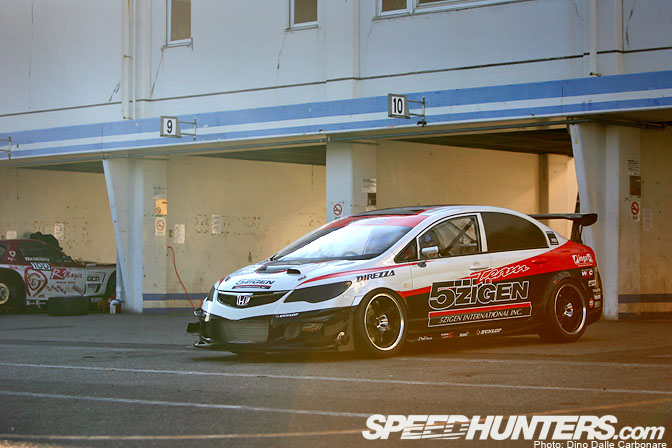 Car Feature>>  5zigen Fd2 Civic Type-r