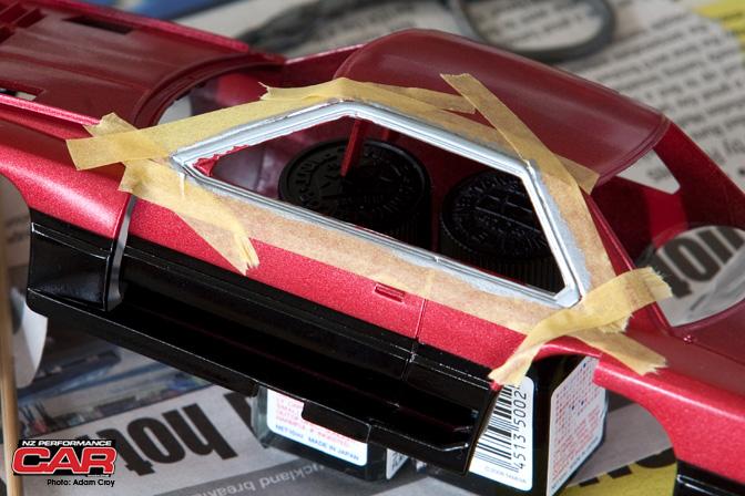 Magazine Blog: Nzpc>> Model Car BuildPt.ii