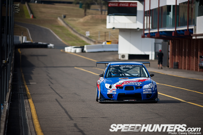 News>> World Time Attack 2011Announced