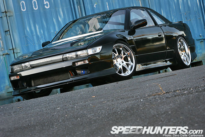 Car Spotlight>> Powervehicles Rb26 S13 Silvia
