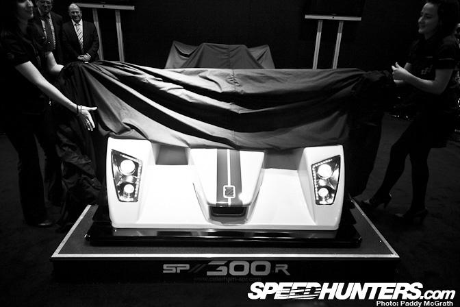 Event>> Autosport International 2011Pt.i