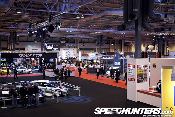 Event>>autosport International 2011 Pt.ii