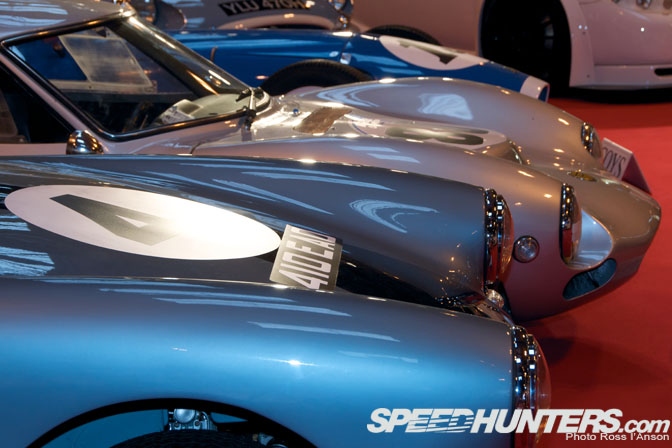 Gallery>> Historics At Autosport 2011