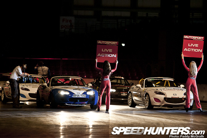 Event>> Asi 2011 : The Live ActionArena