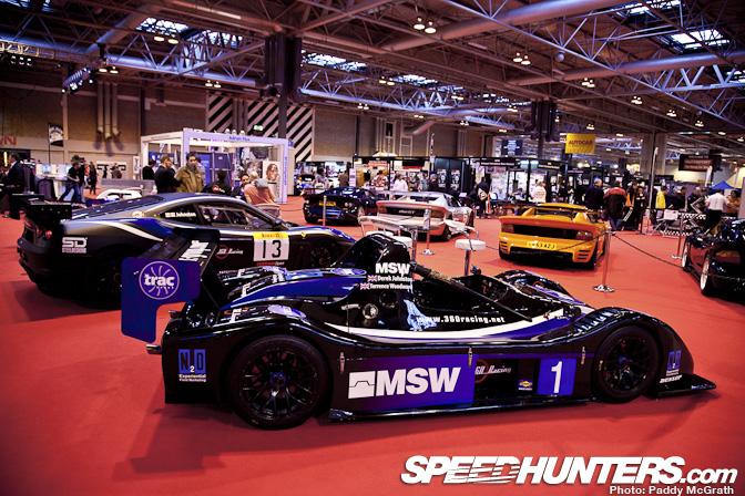 Event>> Autosport International 2011Pt.iii