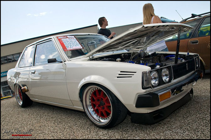 Car Spotlight>> Volvo PoweredKe70