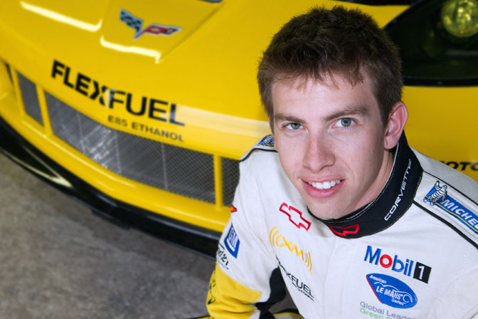 News>>tommy Milner Joins Corvette Racing!