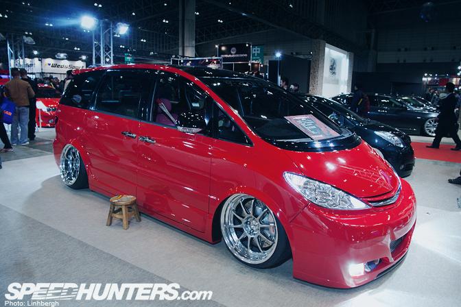 Car Spotlight>> T-garege Ra6 ToyotaEstima
