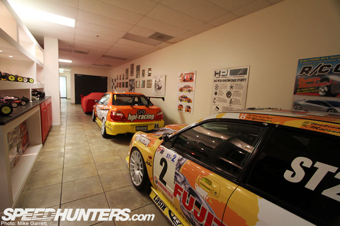 Behind The Scenes>>a Visit To Hpi Racing,Pt.1