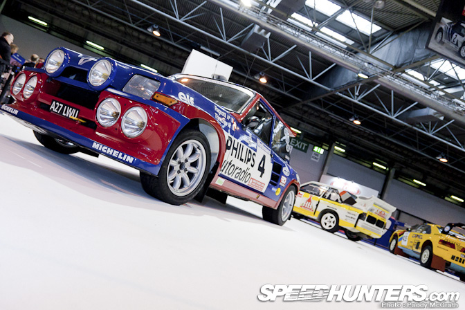 Gallery>> Group B Cars At AsiPt.i