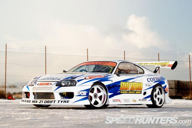 Car Feature>> Sats CosworthSupra