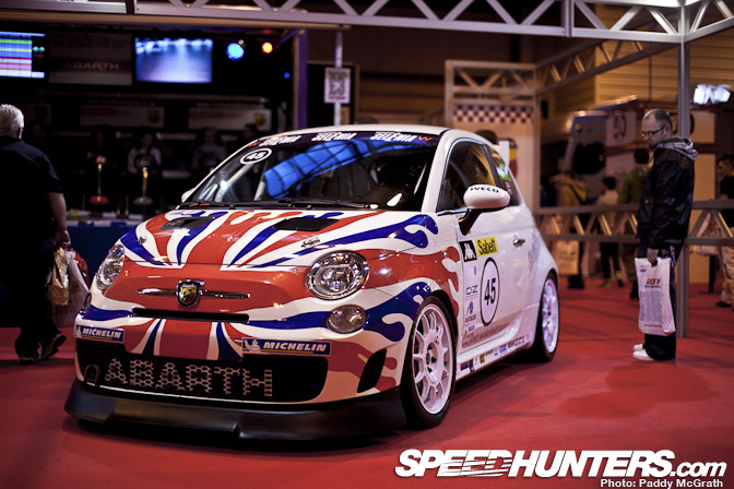 Event Gt Gt Autosport International 2011 Pt Iii Speedhunters