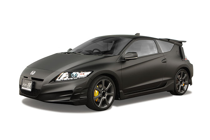 News>> Ts-1x Cr-z