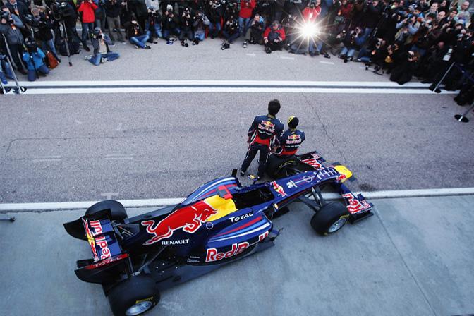 New Cars>> 2011 Formula One LaunchSeason