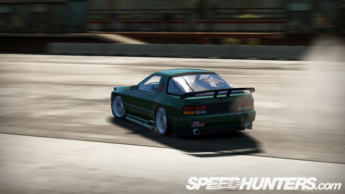 Shift2 Unleashed>> Drift Grip Race: Introducing TheFc3s