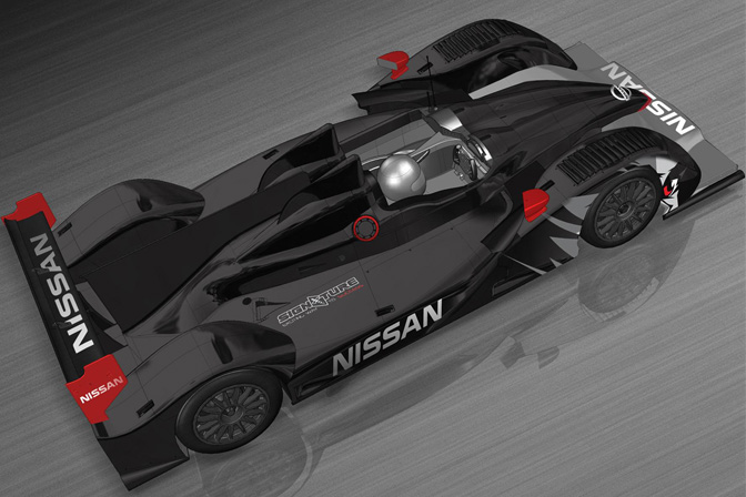 New Cars>> Signatech Oreca 03 NissanLmp2