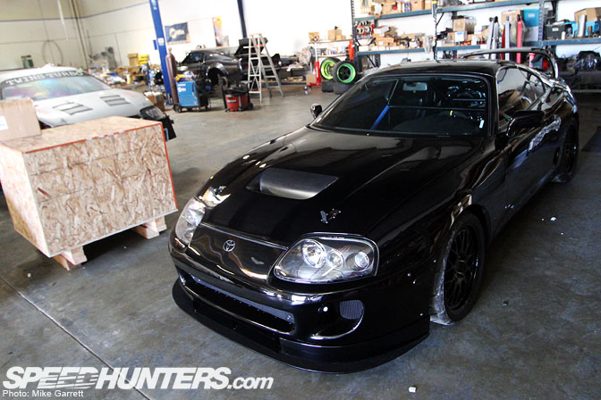 Guest Blog: Twins Turbo>> The Black Supra Build Pt.1