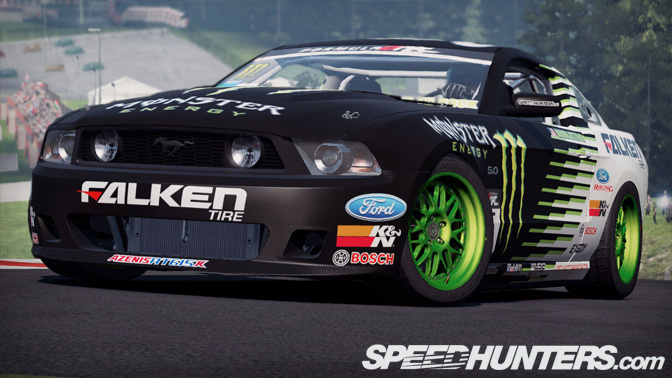 Driver Blog>>vaughn Gittin Jr: Unleashed