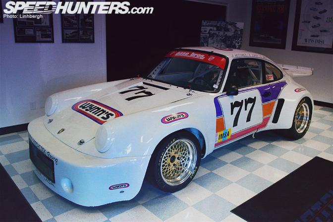 Car Spotlight>> Hotchkis Le Mans '73 Porsche911
