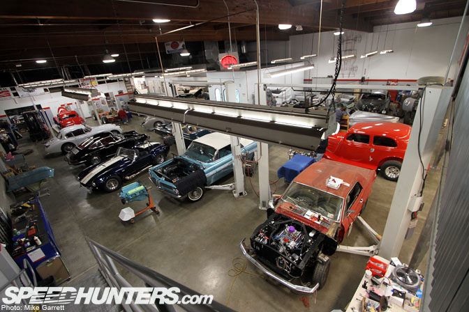 Car Builder>>hot Rods And Hobbies