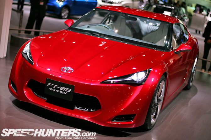 News>>ft-86 To Be Scion Ft-s In Usa?