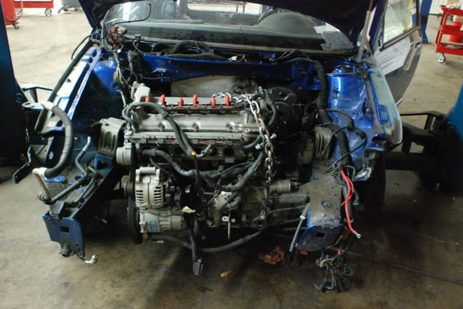 Builds 500hp awd mk1 rabbit speedhunters for Rab motors used cars