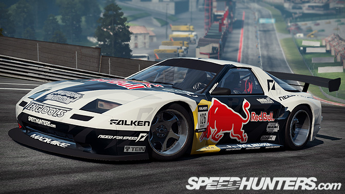 Driver Blog Mad Mike Whiddett Gt Gt The Badbul Unleashed