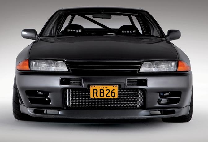 Car Feature>> Justin Fox's R32Gt-r
