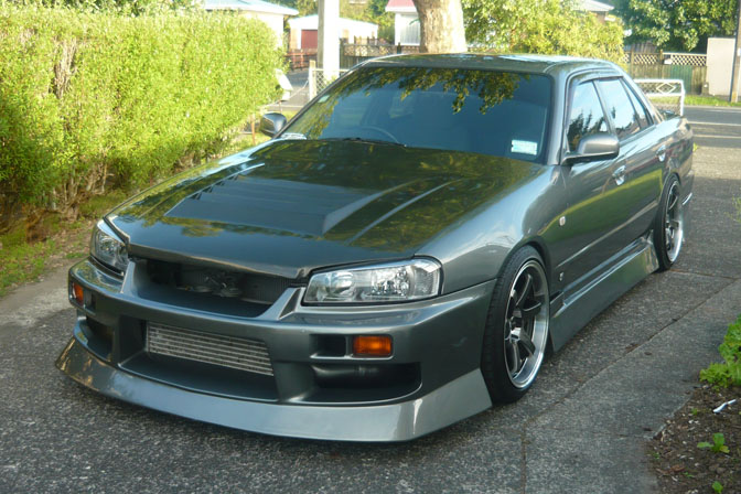 Readers Rides>>rb26 R34 Sedan