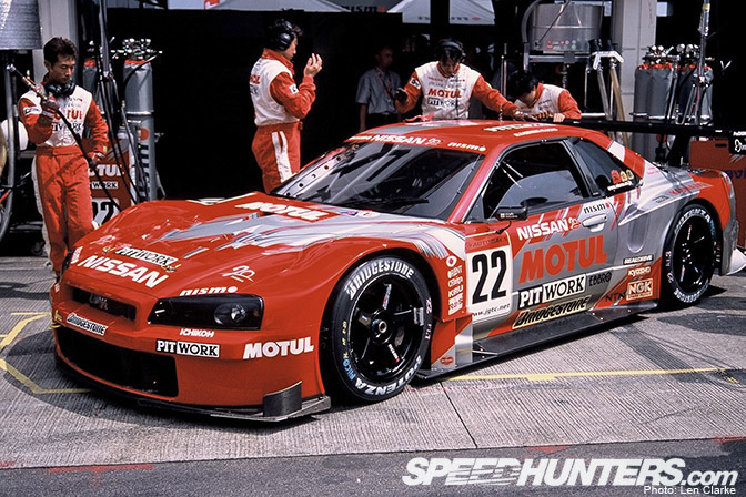Retrospective>> R34 Gt-r's Swansong Season In The Jgtc