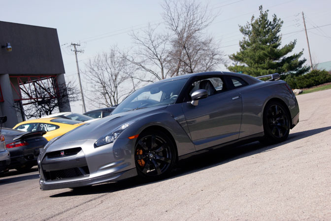 Guest Blog: Ams Performance>>world Challenge R35 Build