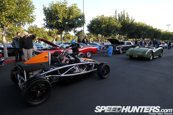 Event>>it's Cars & Coffee Time Again