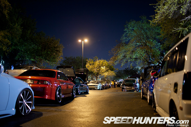 Gallery>> Into The Night With ImportReactor